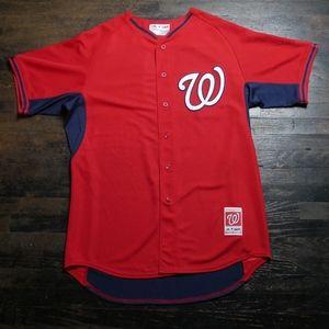 Washington Nationals Jersey (Fits like L / XL)